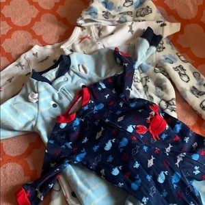 Baby boy onesies. BUNDLE!